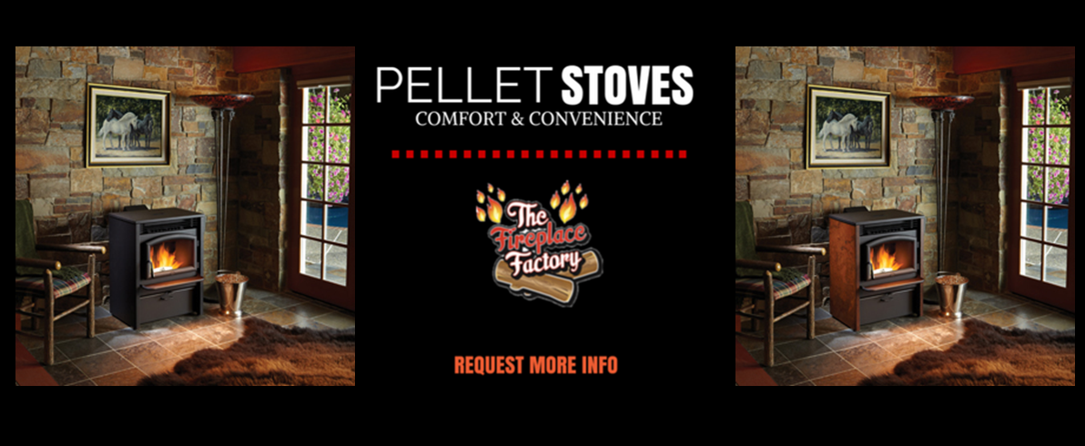 Pellet Stoves from The Fireplace Factory