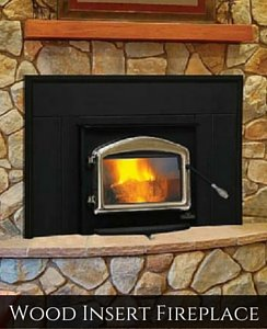 Wood Insert Fireplaces In Bay Shore, NY